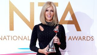 Kate Garraway wins the NTA for Best Authored Documentary in 2021