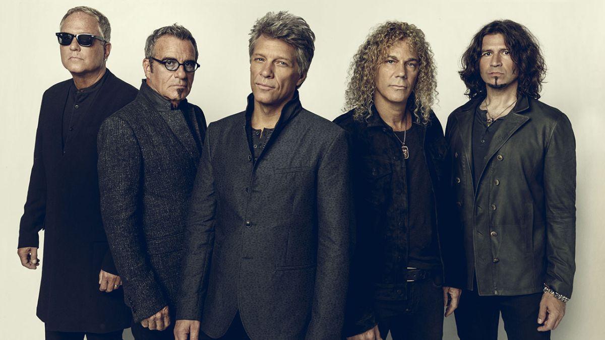 Listen to Bon Jovi's anthemic new single Limitless
