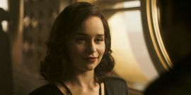 Star Wars: Emilia Clarke's Emotional Response To Her Solo Character Returning In The Comics