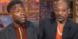 Snoop Dogg And Kevin Hart's Reaction To Fancy Olympics Horse Is A+