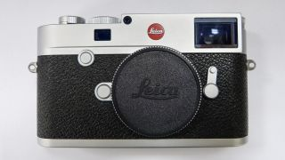 """47MP Leica on the way? The """"R"""" in Leica M10-R may stand for """"resolution"""""""