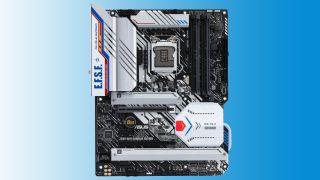 Asus gundam-themed motherboard