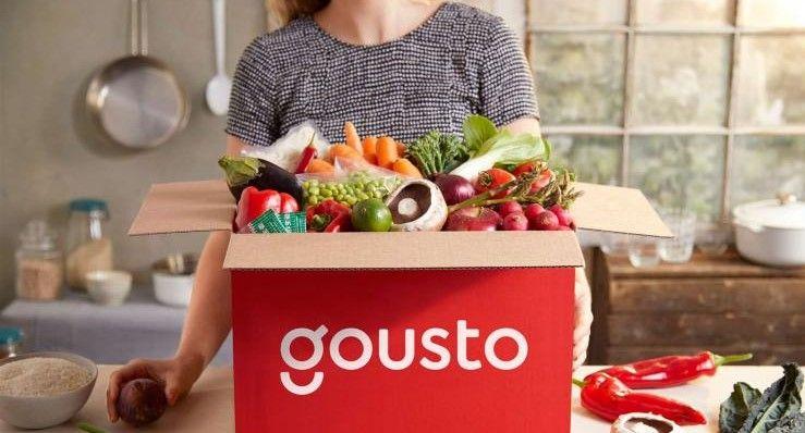 Gousto box, Gousto review