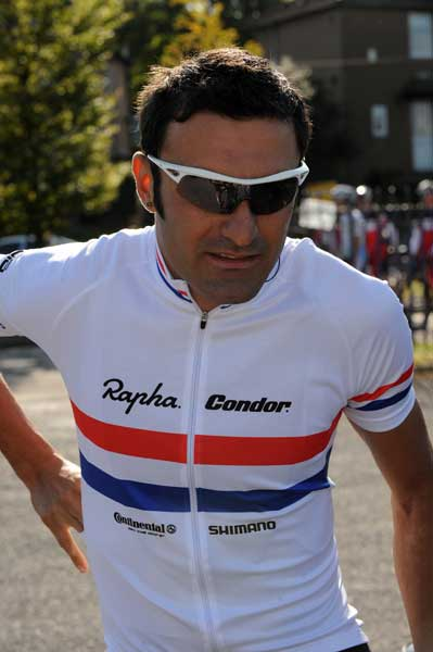 Kristian House 2009 national champion Rapha Condor Tour of Pendle 2009.jpg