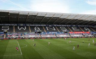 Swansea City v Leeds United – Sky Bet Championship – Liberty Stadium
