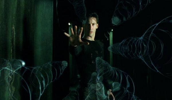Keanu Reeves Neo The Matrix