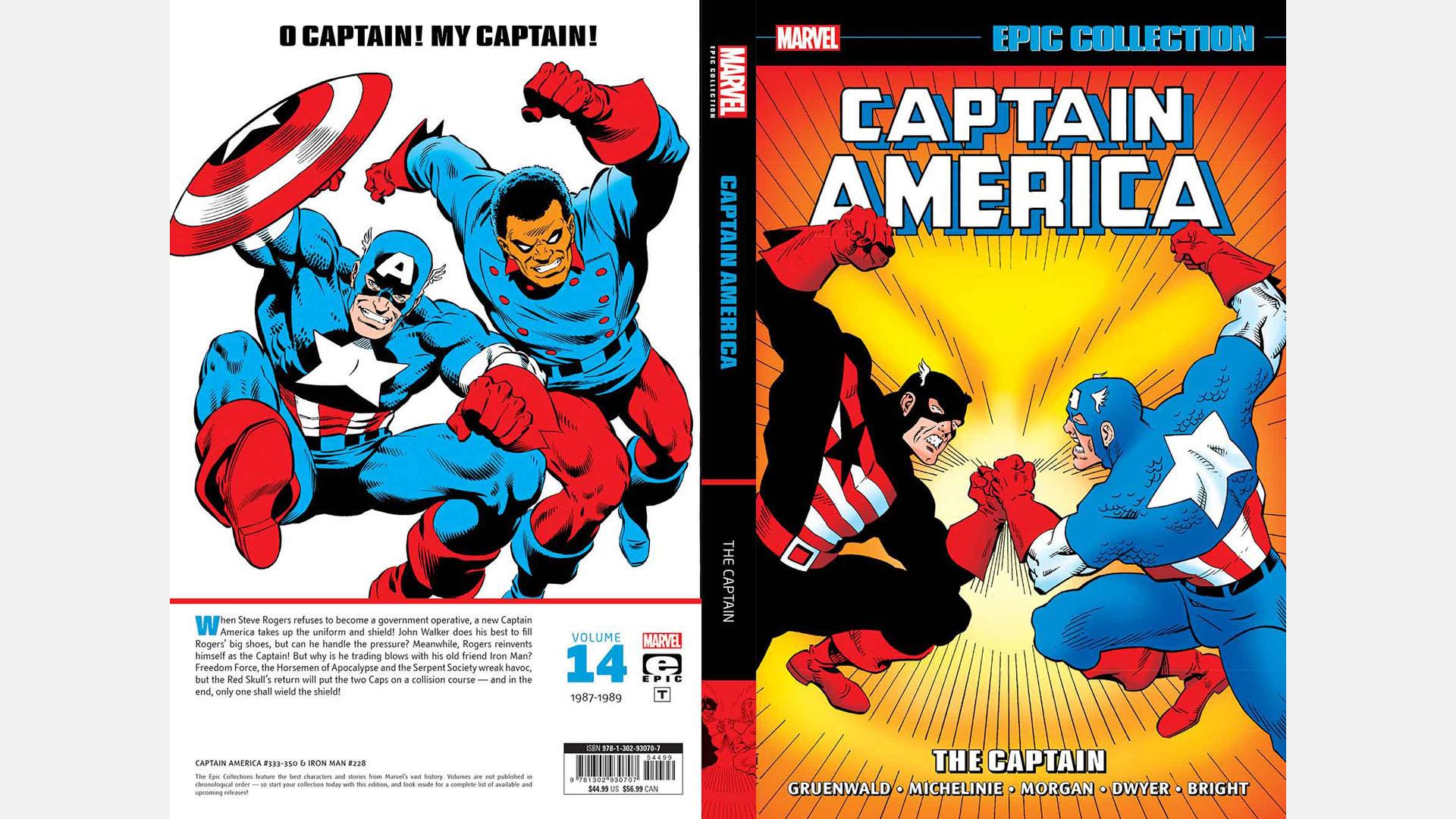 Marvel Comics June 2021 solicitations