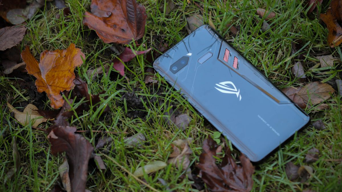 Asus ROG Phone 2 announced and it's the first phone with Snapdragon 855 Plus