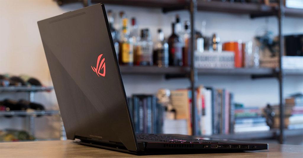 Новый Игровой ноутбук Asus ROG Zephyrus M GM501