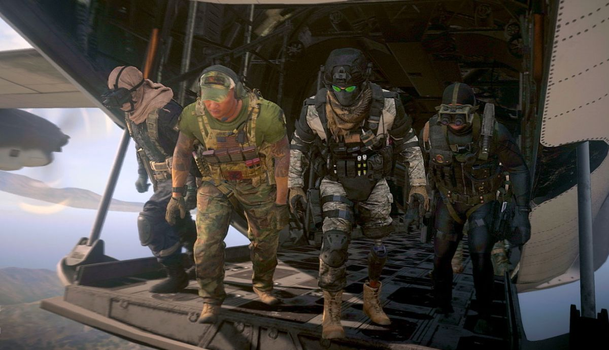 Call of Duty: Warzone replaces Trios mode with Quads, and not everyone is happy about it