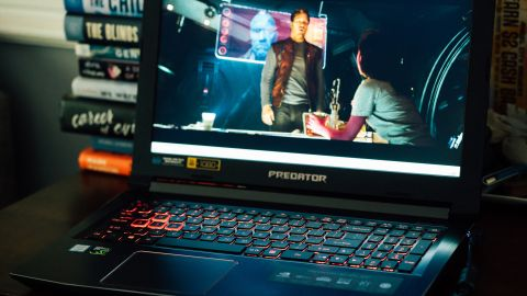 Acer Predator Helios 300 review | TechRadar