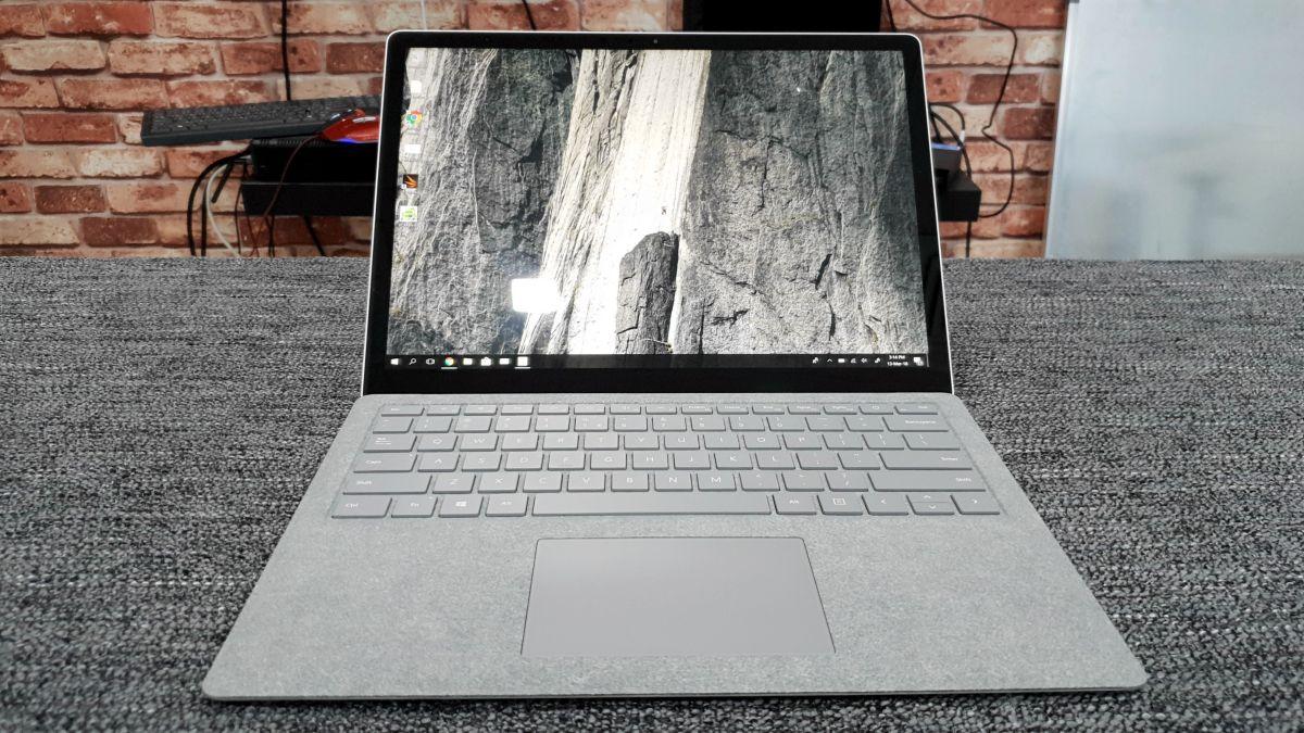 Microsoft's Surface Laptop 3 may pack an 8-core AMD Ryzen processor
