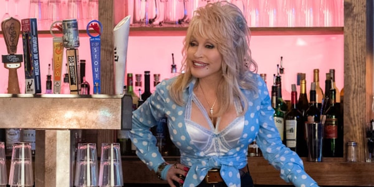 3 Quick Things To Know About Dolly Parton's New Netflix Christmas Movie