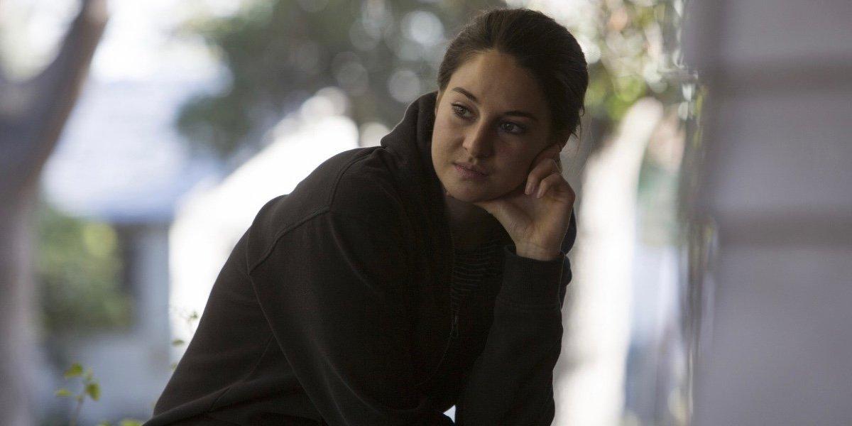 Shailene Woodley as Jane Chapman in Big Little Lies.