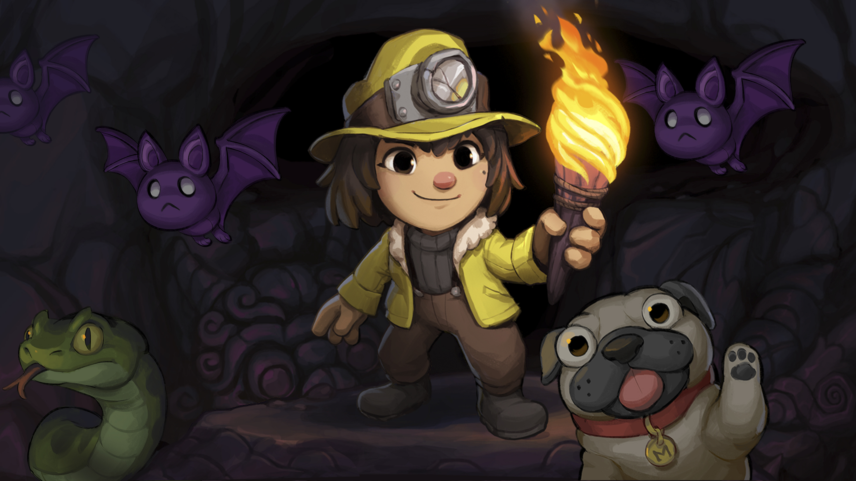 Spelunky 2 review | PC Gamer