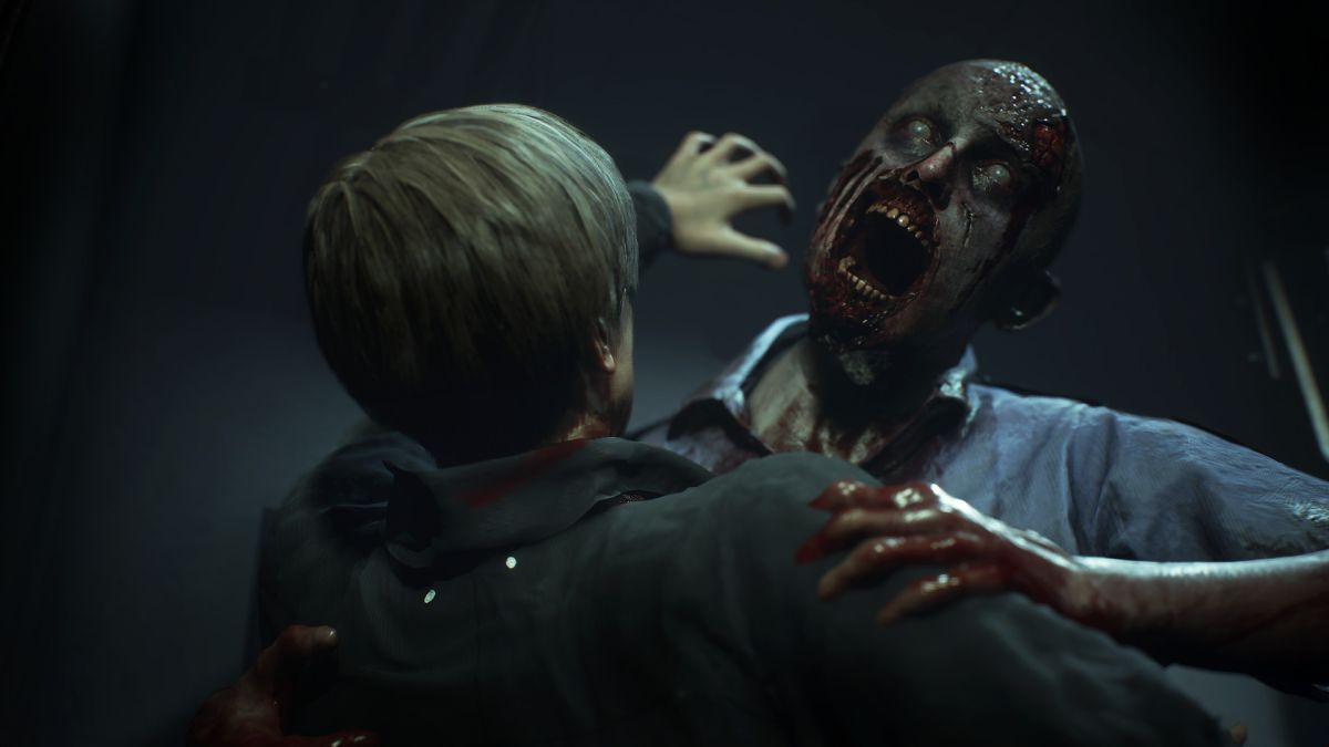 Resident Evil 3 Remake art leak suggests a reveal is coming soon