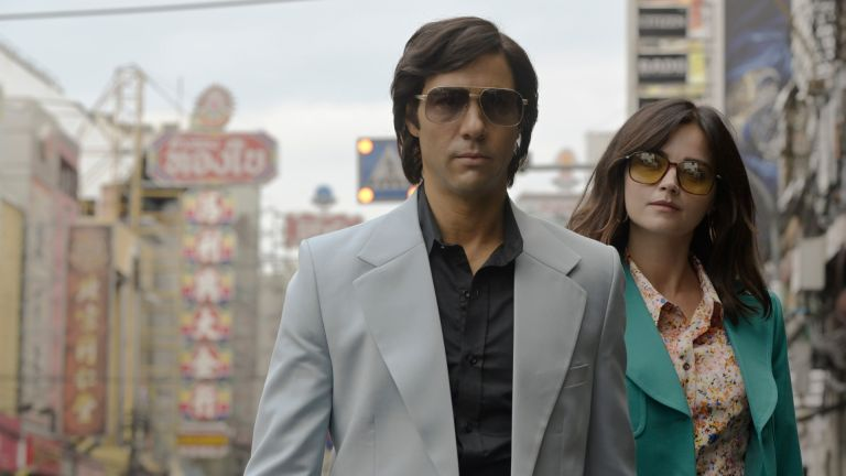 Charles Sobhraj and Marie-Andrée Leclerc in The Serpent