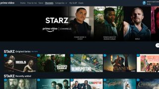 How to cancel Starz on Amazon
