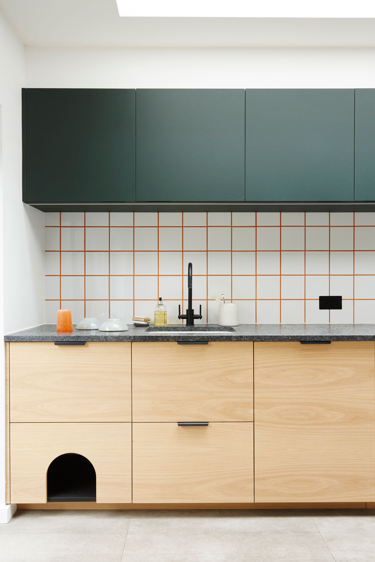 Hack an IKEA Kitchen with HØLTE fronts and worktops