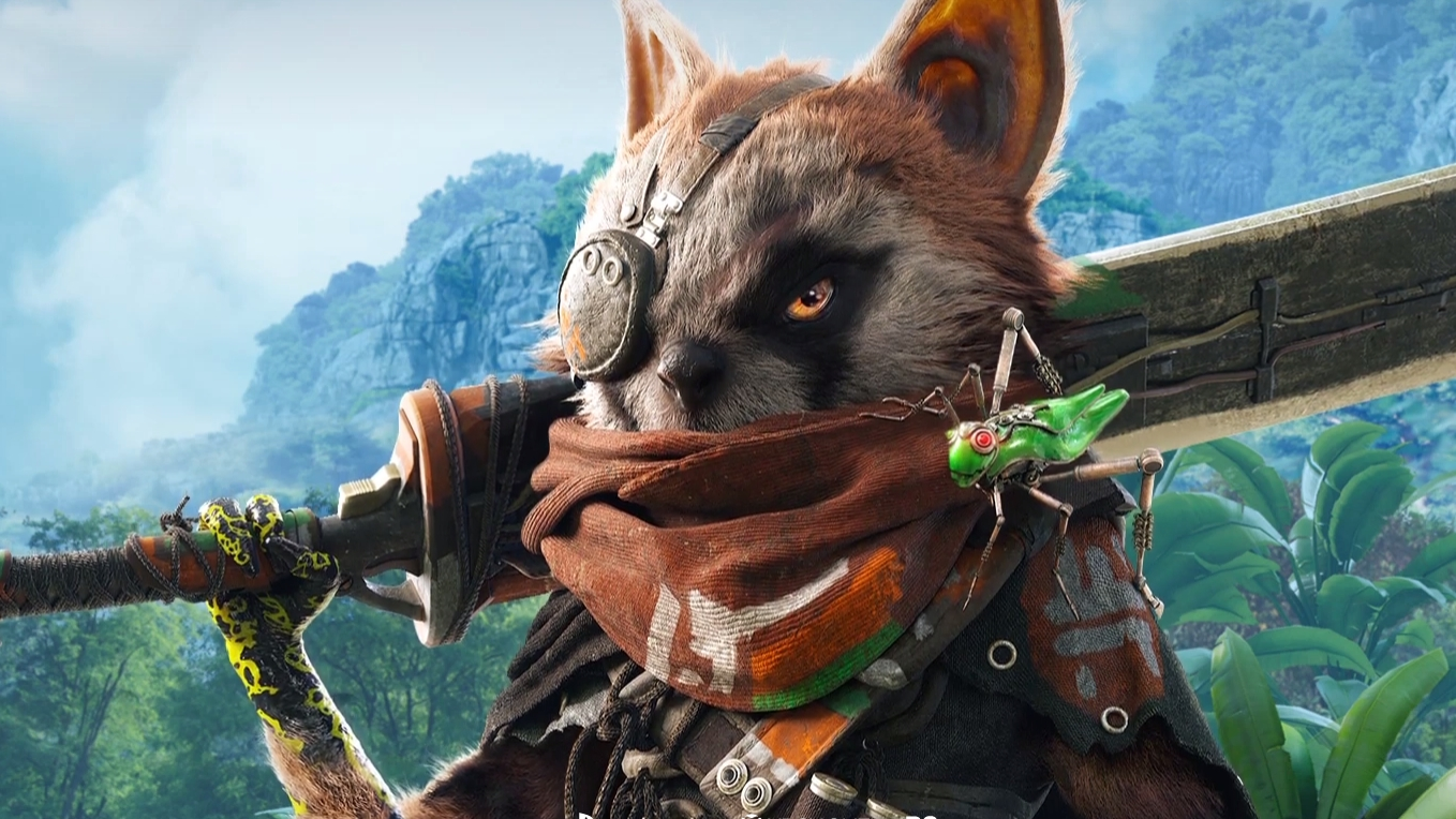 Biomutant: Release date and everything we know about these kung-fu fighting cats   PC Gamer