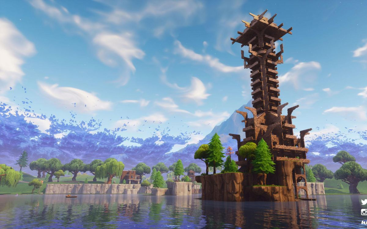 13 Coolest Builds from Fortnite's Playground Mode | Tom's Guide