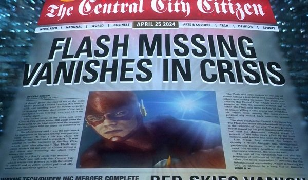 """The Flash """"Elseworlds"""" The CW"""