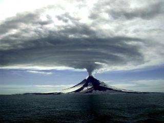 augustine volcano, alaska volcanoes, volcano eruption pictures