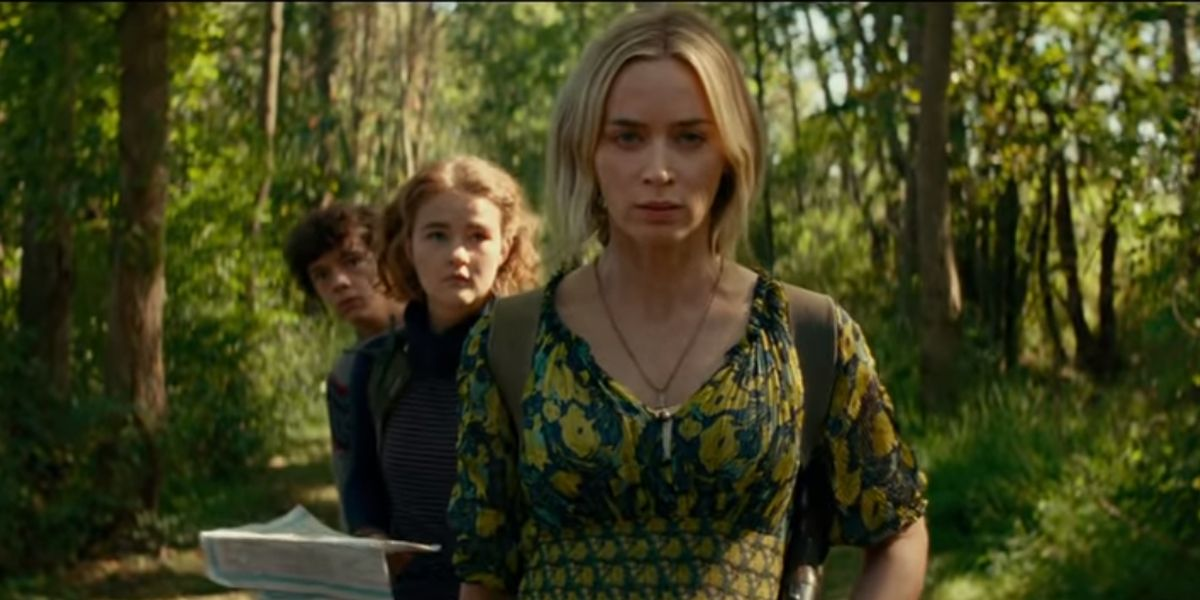 One Thing That Should Benefit A Quiet Place Part II When It Hits Theaters