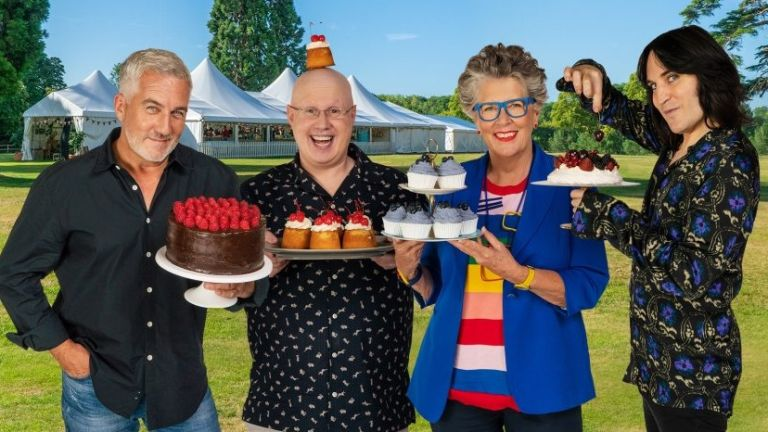 Who left The Great British Bake Off?