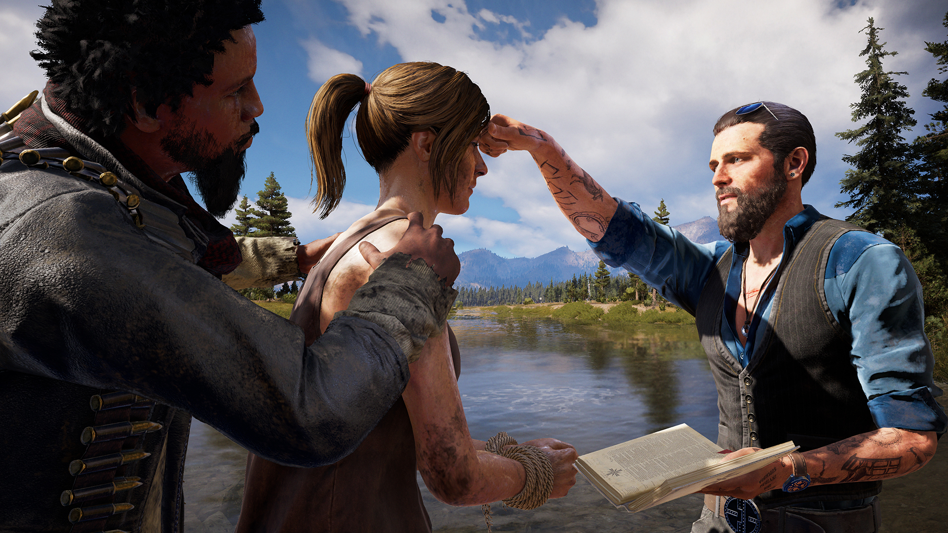 7 Ways Far Cry 5 Is Changing Up The Usual Ubisoft Open World Format Pc Gamer