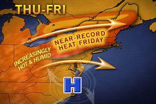 weather, heat wave, high temperatures