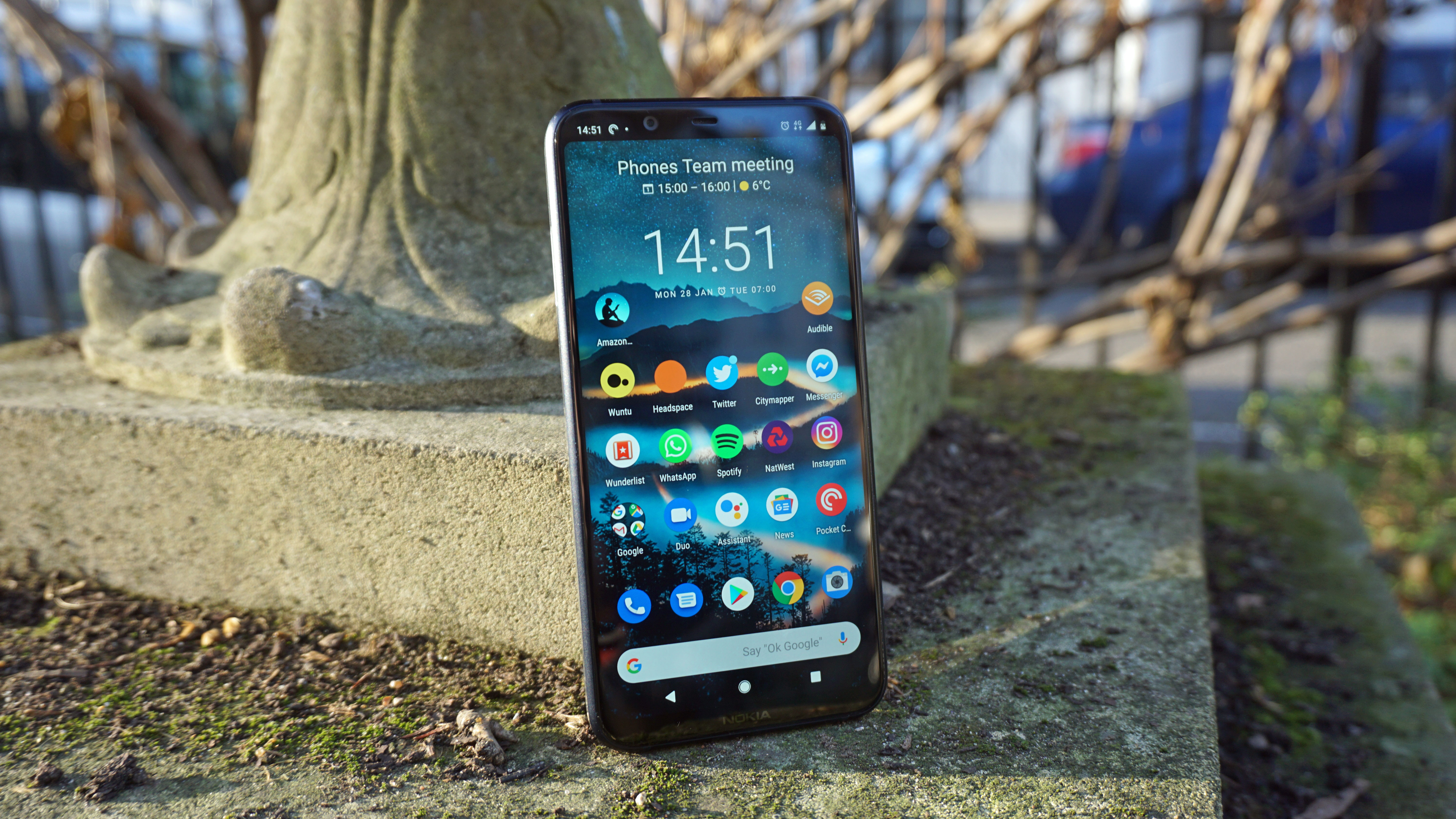 Nokia 8 1 Review Techradar