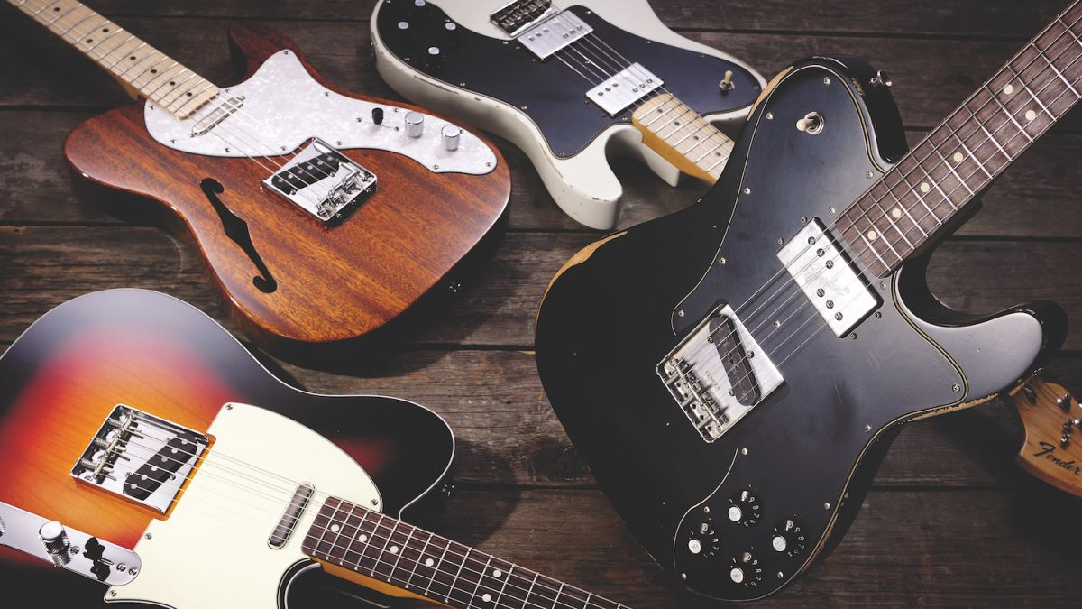 The 10 best Fender Telecasters: our pick of the best Tele guitars you can buy today