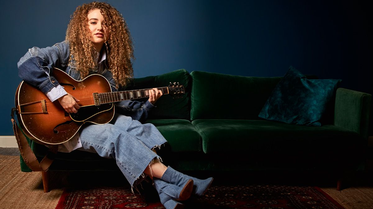 "Tal Wilkenfeld: ""I don't really think about switching from guitar to bass or vice versa - it's more about what mindset you're choosing to be in"""