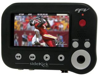 Fast Forward Video Launches sideKick HD™ DVR