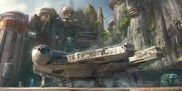 Star Wars: Galaxy's Edge Is Going To Be So Big Disney Isn't Even Bothering To Market It