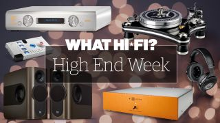 Welcome to What Hi-Fi?'s High End Week!