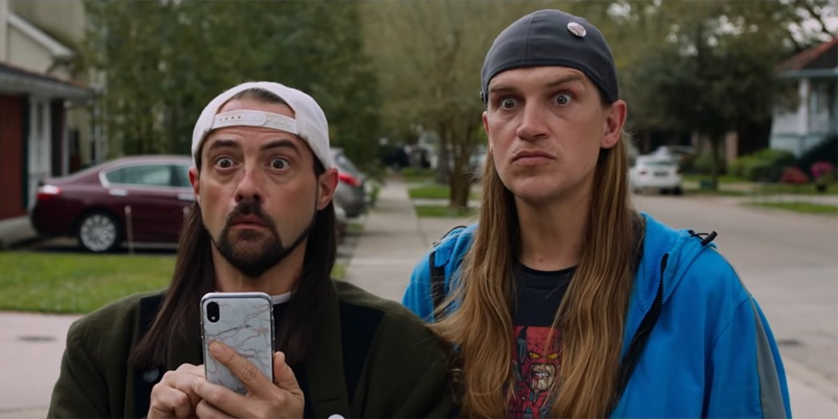 Kevin Smith Finally Names His Favorite View Askewniverse Film And It's Pretty Surprising