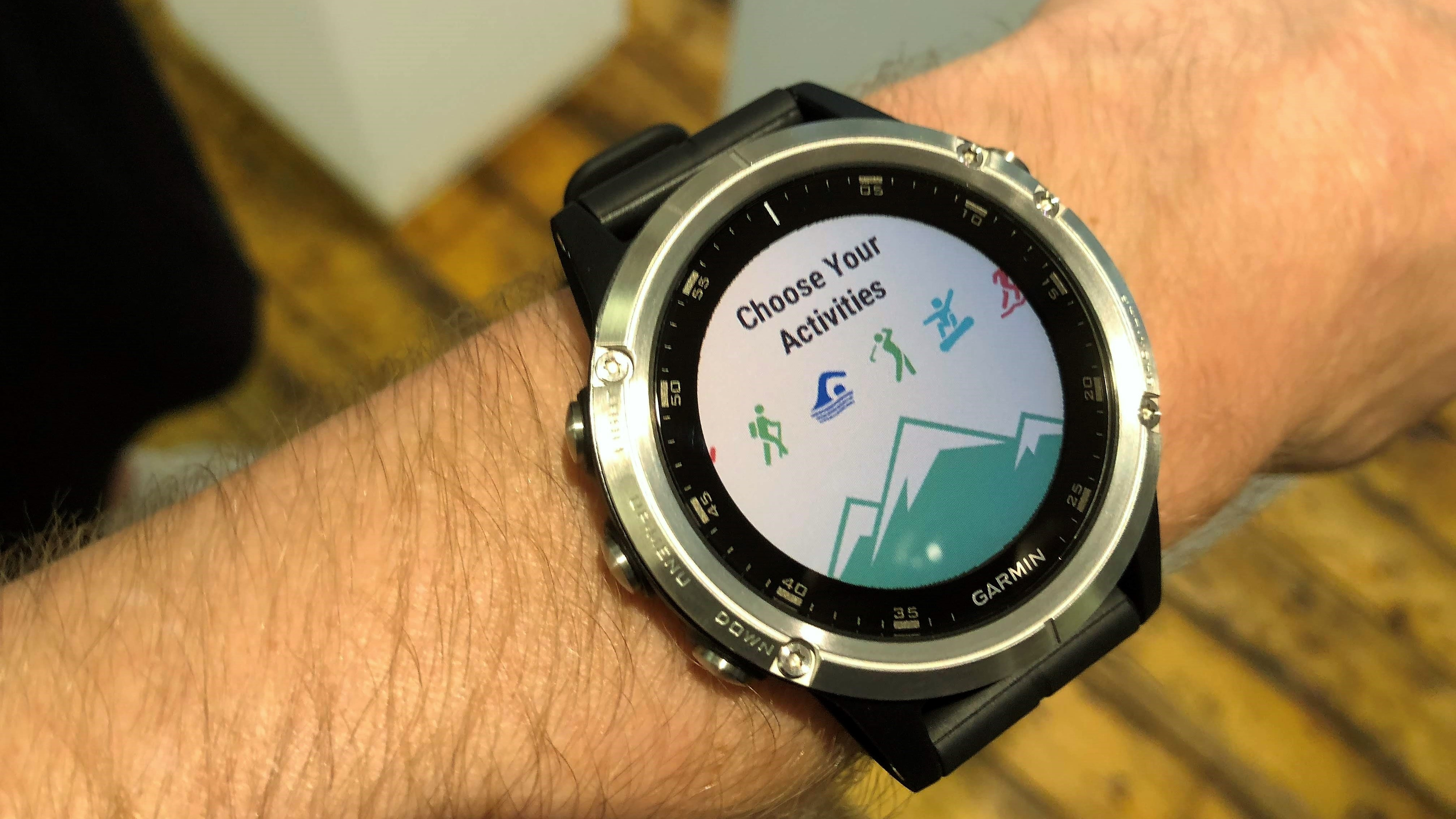 Why Using The Garmin Fenix 5 Plus Makes Me Feel So Incredibly Guilty