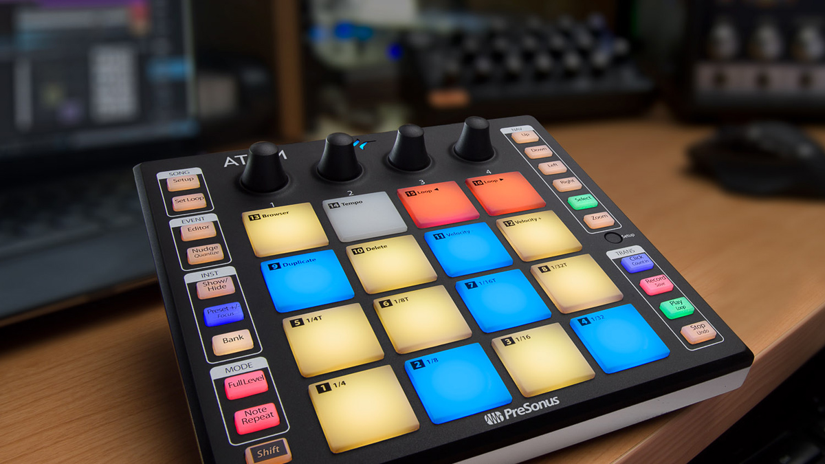 Prime Day lightning deal! 1/3 off the PreSonus ATOM pad controller - was $149.99, now $99.95 | MusicRadar