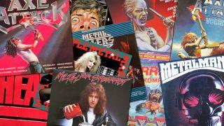 1980s Heavy Metal Compilations