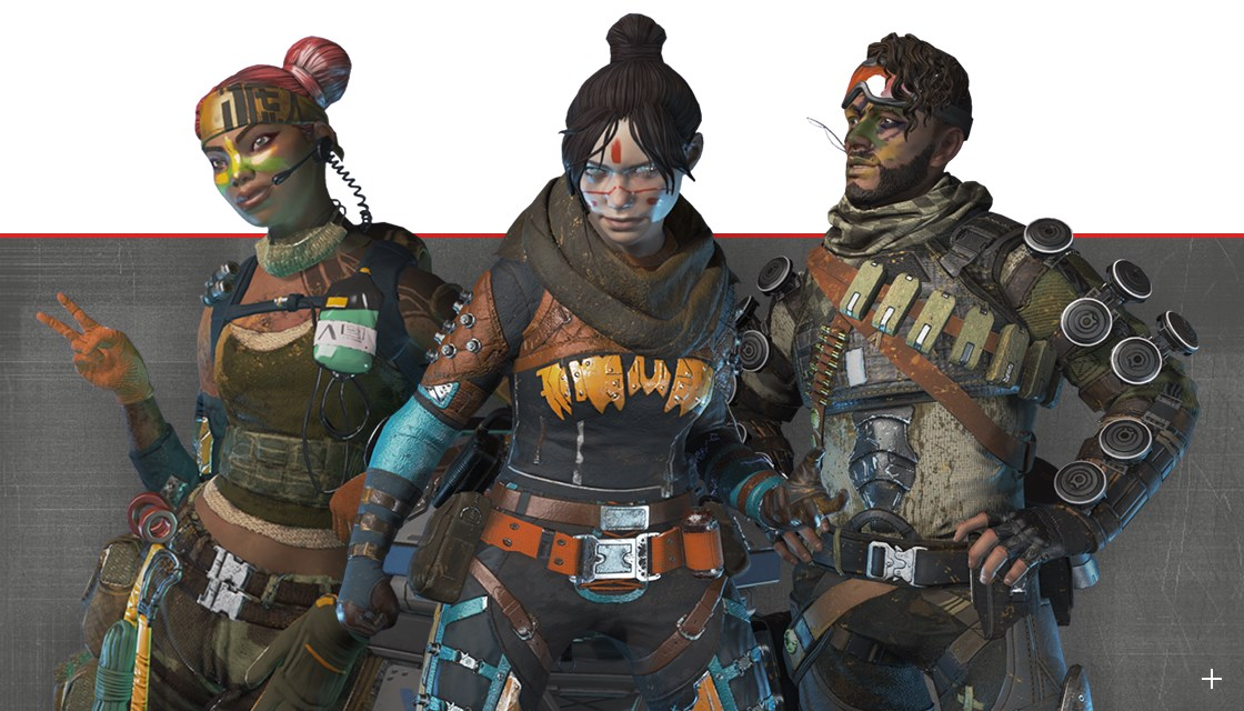Here's everything you can earn in the Apex Legends Season 1 Battle Pass