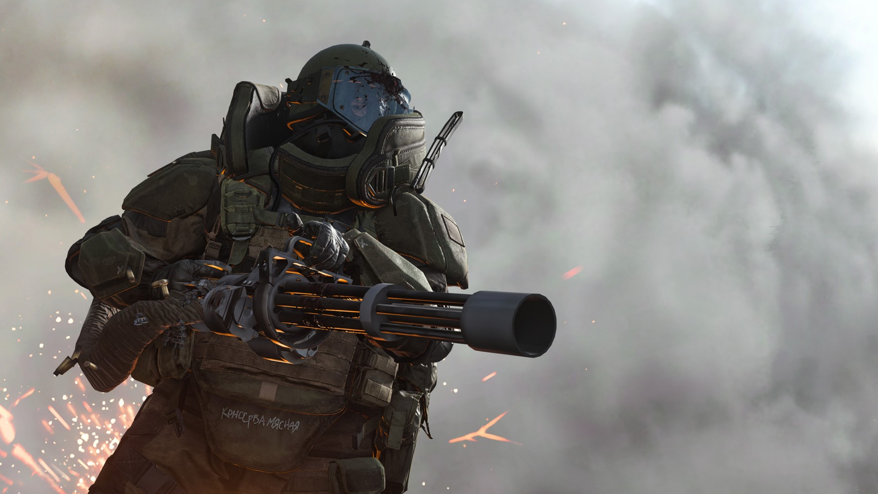 Call of Duty: Warzone's next map leaks, is quickly struck down by Activision