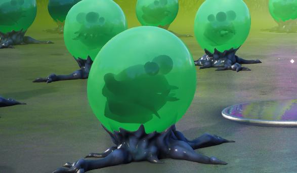 fortnite mark alien egg