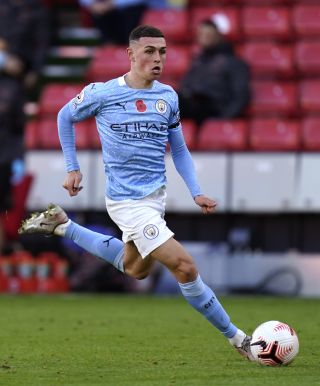 Phil Foden feels he is ready to chip in with more goals for Manchester City  | FourFourTwo