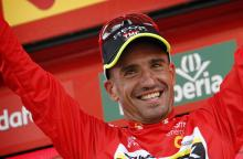 Juan Jose Cobo won the 2011 Vuelta