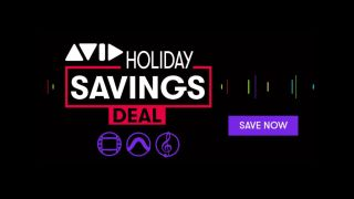 Save big on Pro Tools and more with Avid's unmissable music tech Christmas deals