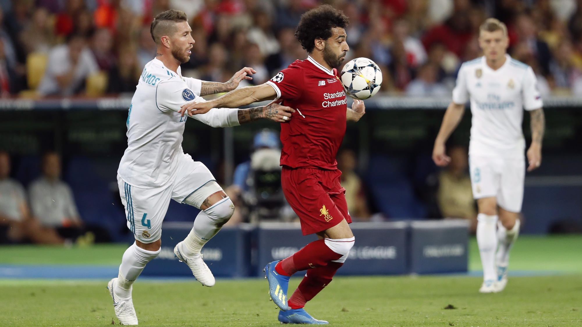 Real Madrid Vs Liverpool Live Stream Watch The Champions League Quarterfinal Tom S Guide