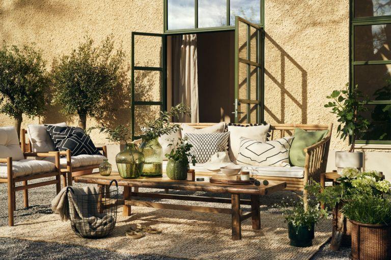H&M Home garden buys