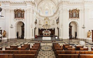 WSDG Acoustic Expertise Helps St. Ursen Cathedral Rise From the Ashes